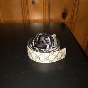 Gucci Belt GG Supreme